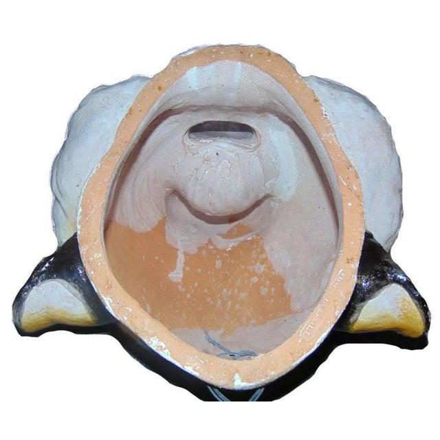 Italian Ceramic Safari Busts - Set of 3 - Image 7 of 9