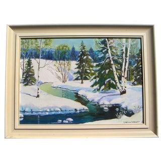 Pennsylvania Snowscape