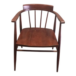 Mid-Century Windsor Armchair