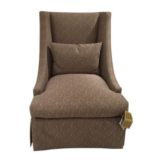 Baker High Back Lounge Chair - Showroom Sample