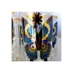 Image of Mid-Century Butterfly Glasses - Set of 5