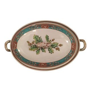 English Tureen With Acorns and Oak Leaves
