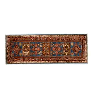 Leon Banilivi Royal Blue Super Kazak - 2' X 5'6""