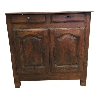 French Country Antique Buffet