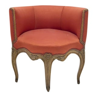 Antique French Louis XV Style Chair