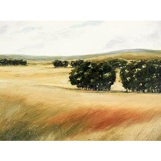 Texas Landscape Painting