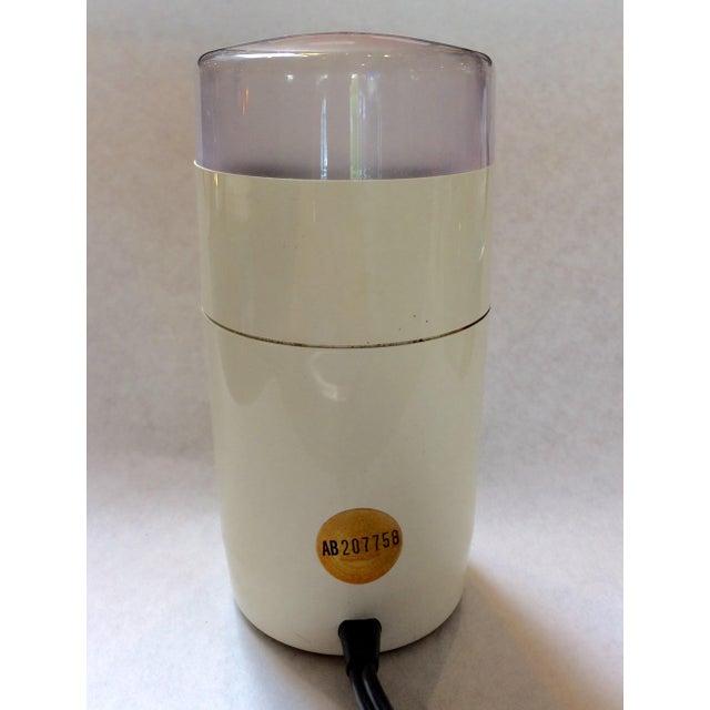 Image of 1967 Braun Coffee Grinder by Reinhold Weiss