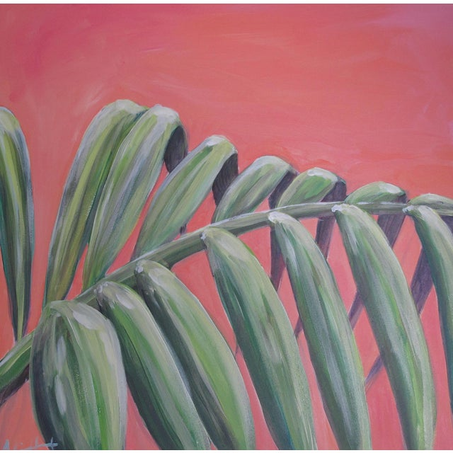 Islamorada Palm Painting - Image 1 of 4