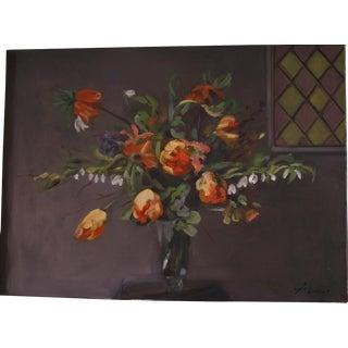Stacia Chamberlain Original Still Life Painting
