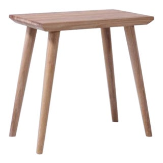 Copenhagen Solid Cherry Wood Side Table