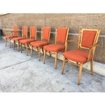 Image of Mid Century Sculptural Dining Chairs - 6
