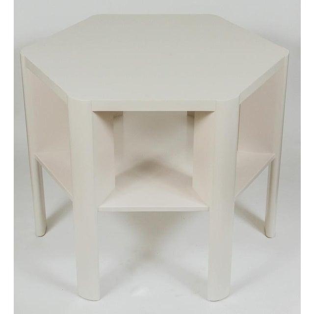 Image of Martin & Brockett Hexagon Library Table