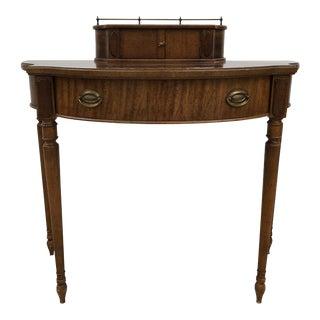 Weiman Demilune Desk