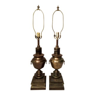 Vintage Frederick Cooper Bronze Lamp