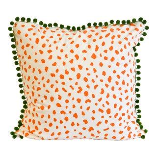 Thibaut Print Throw Pillow