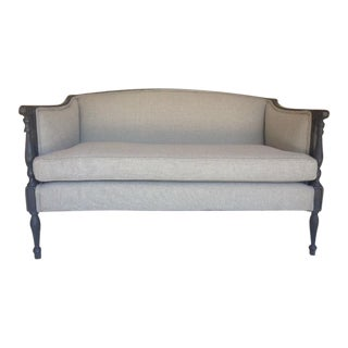 Vintage French Provincial Style Settee