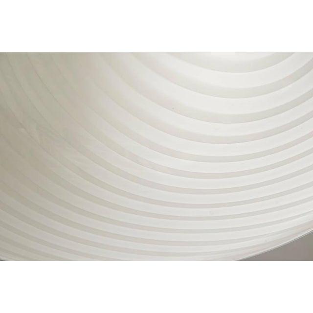 Murano Swirl Glass Dome Pendant Light - Image 9 of 9