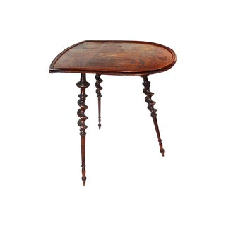 French Emile Galle Table