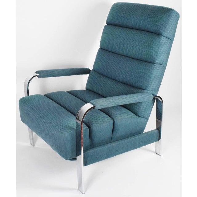 Milo Baughman recliner - Image 3 of 8