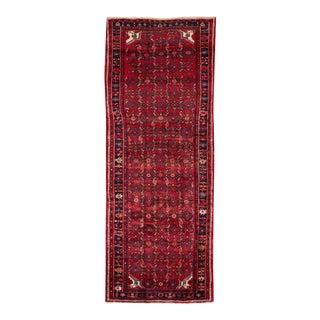 "Apadana - Vintage Persian Rug, 4' x 10'7"""