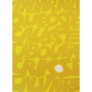 1976 Original Montreal Vittorio Poster, Tabarnaque