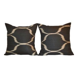 Fabric Ikat Pillow 176