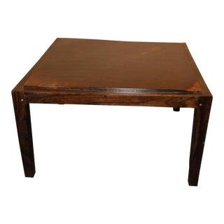 Ironwood Coffee Table