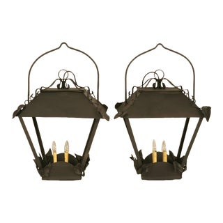 French Lanterns, circa 1950s