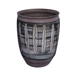 J. Crumrine Studio Mid Century Pottery Vase