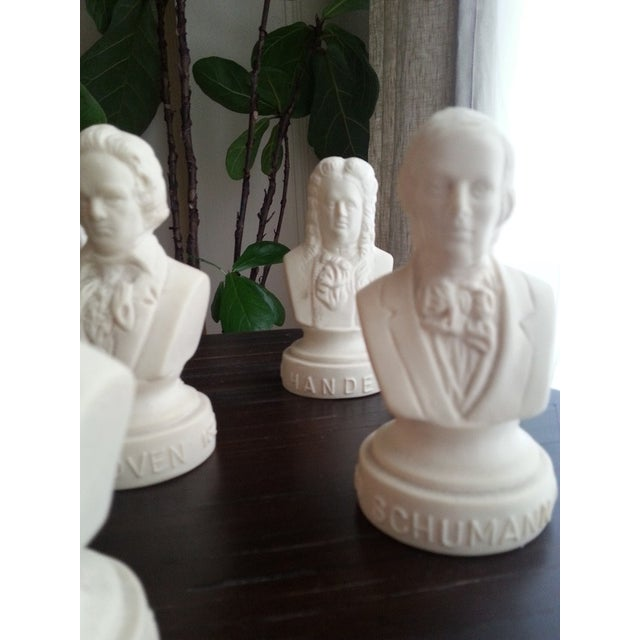 Famous Composer Busts - Set of 6 - Image 6 of 9