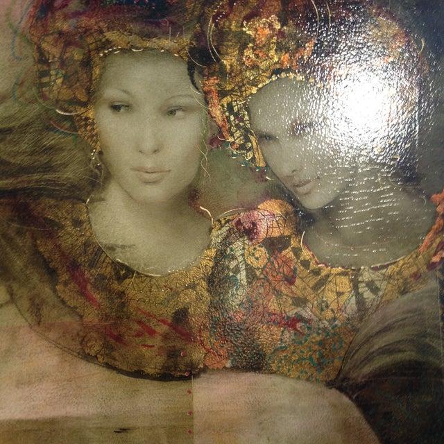 Markus Csaba Untitled Painting - Image 4 of 11
