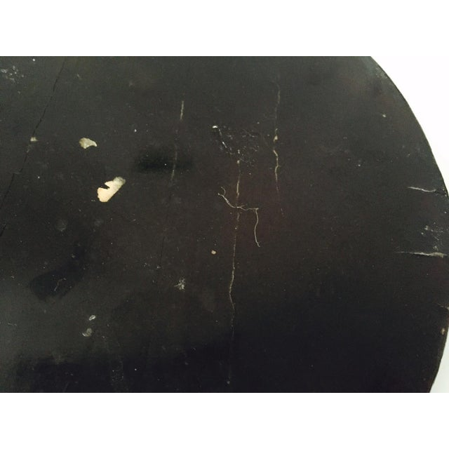 Image of Mid-Century Chinoiserie Inlay Tray Lacquerware