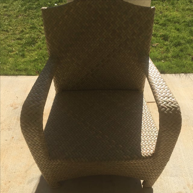 Image of Brown Jordan Havana Chairs - Set of 4