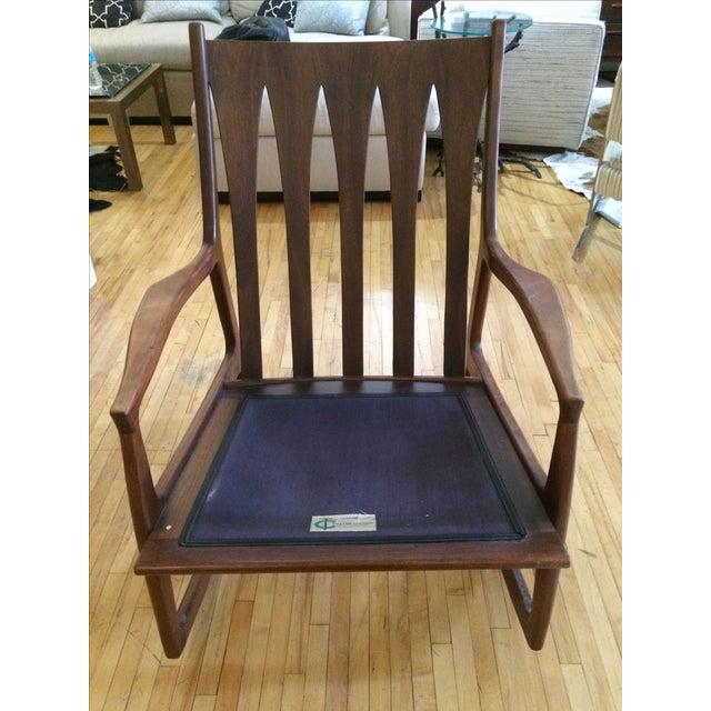 Image of Milo Baughman Thayer Coggin Rocking Chair
