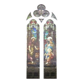 Emil Frei Religious Stained Glass Vitral