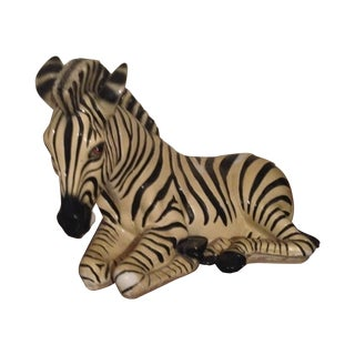 Marwal Ind Inc Stamped Zebra