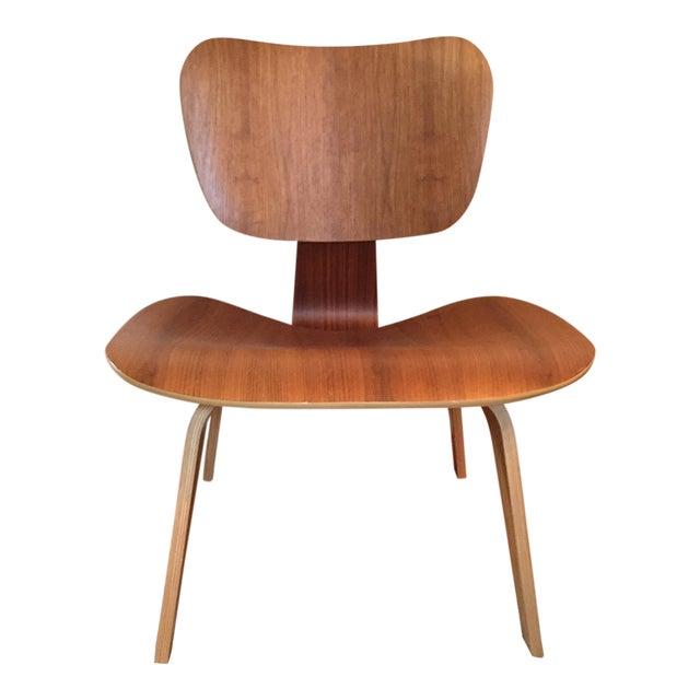 Herman Miller Eames Plywood Lounge Chair Chairish