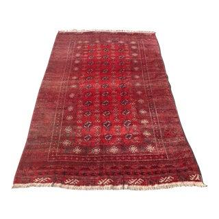 Vintage Bokhara Rug - 4′5″ × 7′1″