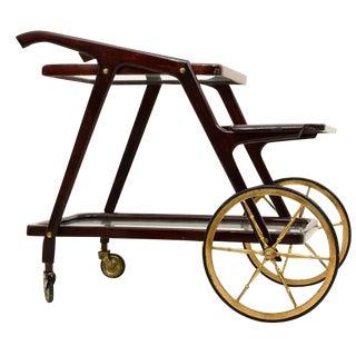 Mid-Century Modern Cesare Lacca Service Cart
