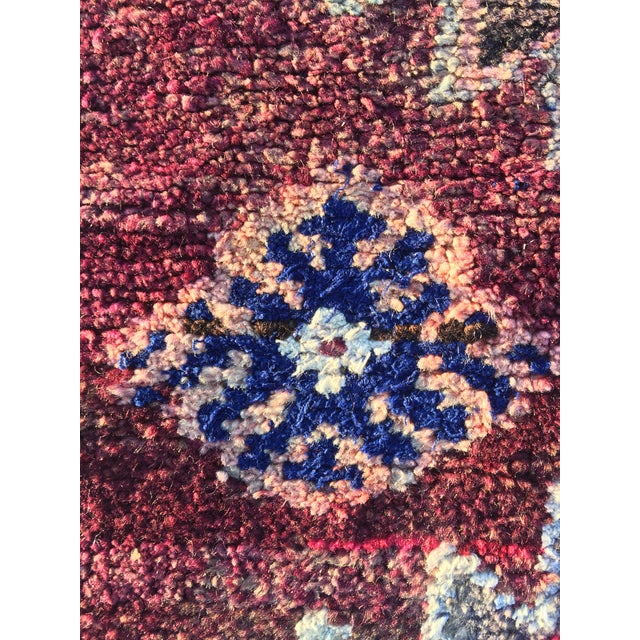 "Vintage Turkish Oushak Runner - 3' x 9'2"" - Image 11 of 11"