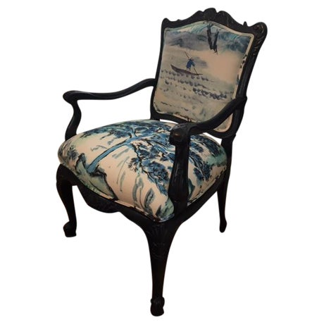 French Louis XV Style Chair - Image 1 of 3