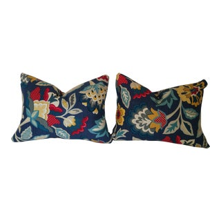 Adriatic Accent Pillows - a Pair