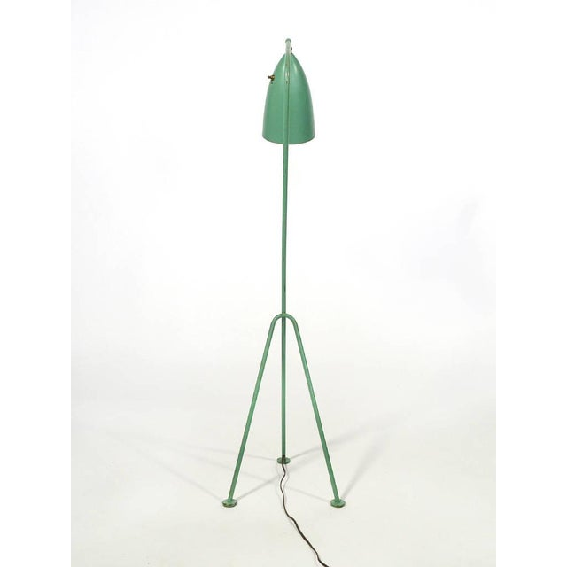 world class greta grossman grasshopper lamp decaso. Black Bedroom Furniture Sets. Home Design Ideas