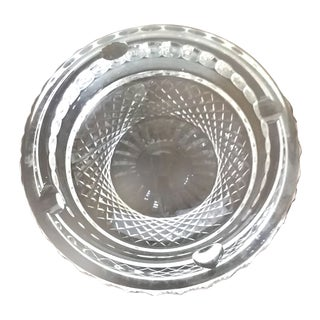 Genuine Waterford Crystal Ashtray