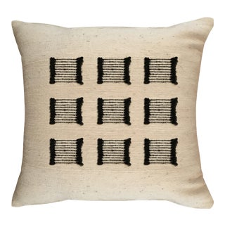 Hand Woven Shams Pillow
