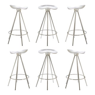 Jamaica Stools by Pepe Cortes Manufactured by Amat-3 for Knoll - Set of 6