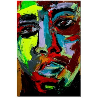 Man of Color Series Painting