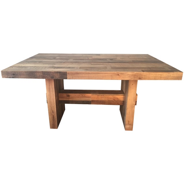 West Elm Emmerson Dining Table - Image 1 of 4