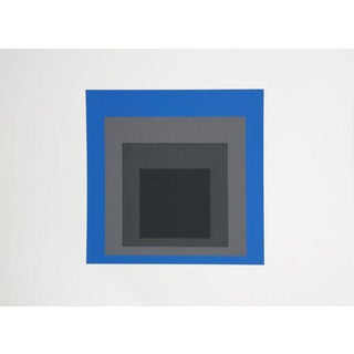 "Josef Albers ""Portfolio 2, Folder 8, Image 1"" Print"
