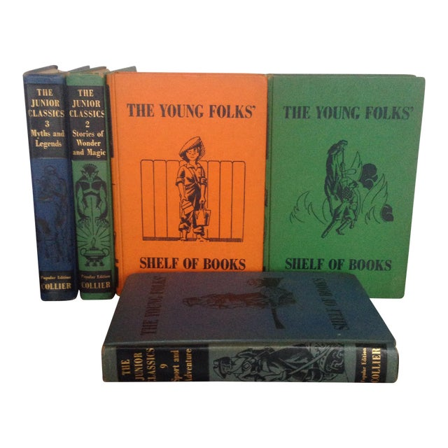 Mid-Century Children's Book Collection - Set of 5 - Image 1 of 11